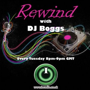Rewind with DJ Boggs on IO Radio 260416