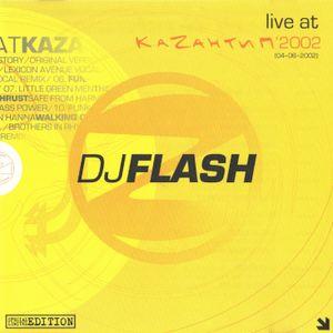 Dj Flash - Live at КаZantip [2002]