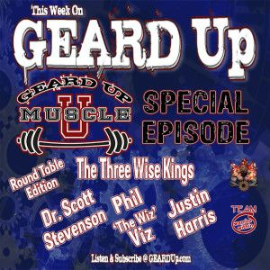 GEARD Up Episode 129 – Special GEARD Up University Edition