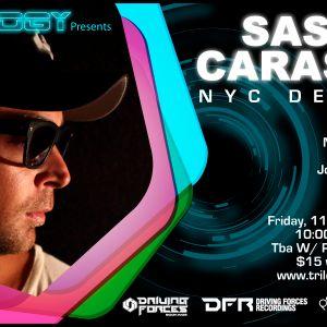 Giovanni Dj Set @ Trilogy presents: Sasha Carassi NY Debut