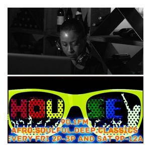 House90.1FM  DJ BossLady Mix #16  12/1/18