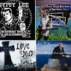 Radio Variety Show: Pistoler0, Vinnie Zummo, Toby, Bigtalkahh and more,
