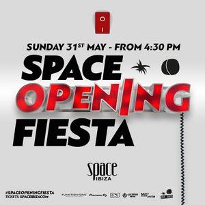 Sasha - Live @ Space Opening Fiesta 2015 (Ibiza) - 31.05.2015