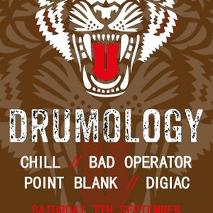 Chill Live @ Drumology 7th September 2013