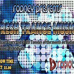 Fresh Trance Music Pres.Mix Rodney-Episode 57