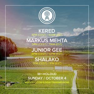 Junior Gee - Sunday Transmissions Live #3 (04.10.2020)