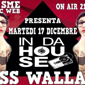 Miss Wallace on air for SME RADIO 17.12.2013