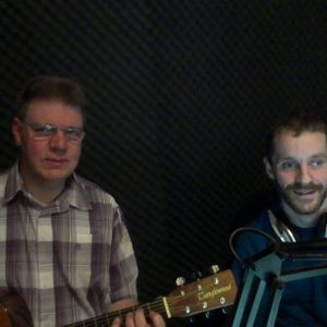 @CroydonRadio 019 (17022013) - with guitar teacher John Chandler