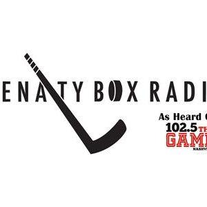 Penalty Box Radio - October 1, 2012