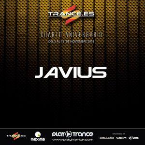 JΛvius @ 4º Aniversario TRANCE.ES