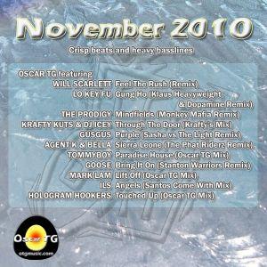 Trashed: November 2010