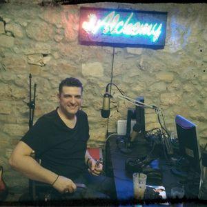 Ο Χρίστος Αντωνιάδης μιλάει στο Radio Alchemy