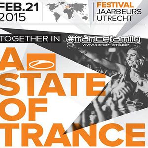 RAM - Live at A State of Trance Festival Utrecht 21 02 2015