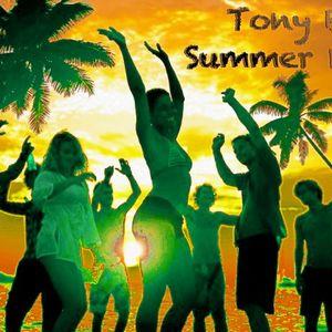ESCAPE MODA BAR Presents @Tony_Boy Summer Night ! 2015