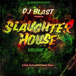 Dj Blast - Slaughterhouse volume 2
