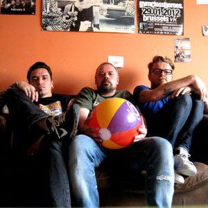 ELECTRIC BALLROOM radio show // 2015-08-18 w/ CAB DRIVER STORIES (fr)