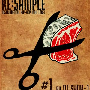 re:Sample  – Sampler #1 by Dj Shok-1