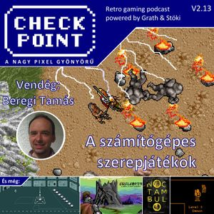 Checkpoint 2x13 - Számítógépes szerepjátékok