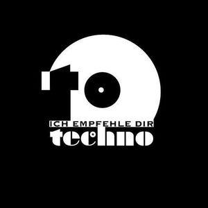 Lukas Kleinschnitz - Exclusive mix for - Ich empfehle dir Techno -