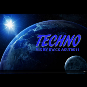 Mix Aout TECHNO kwick