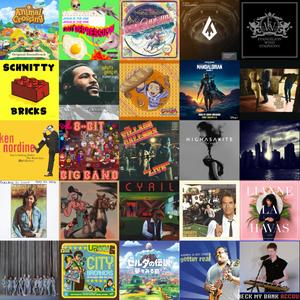 Radio EdSoft Films - 93.10 Ed's 2020 Yule Tide Mix