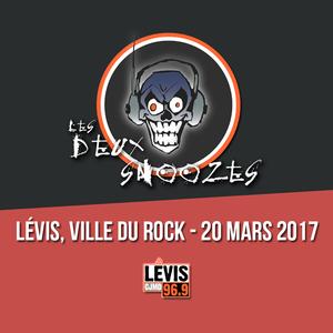 Lévis, ville du rock - 20 mars 2017