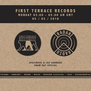 First Terrace Records - 4th March 2018