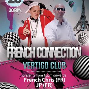 JP Live at French Connection at Vertigo, part 1