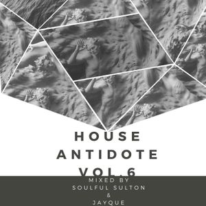 House Antidote Vol.6 mixed by JayQue