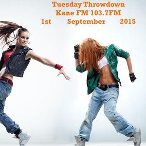 Tuesday Throwdown September 1st