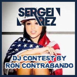 SERGEI REZ - DJ Contest By RON CONTRABANDO
