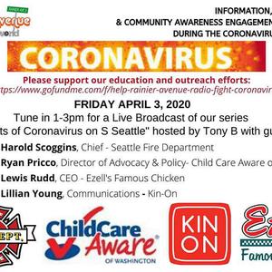 Coronavirus Special 11 - Harold Scoggins