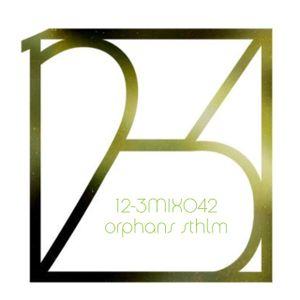 12-3 Mixshow 042 - Orphans STHLM