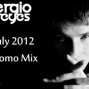 Sergio Reyes - July 2012 Promo Mix