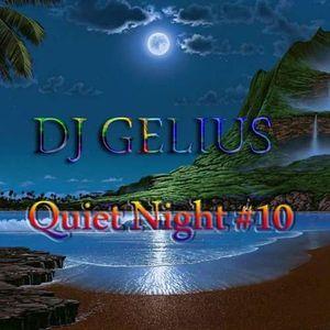DJ GELIUS - Quiet Night #10 (10.07.2013) QN 10