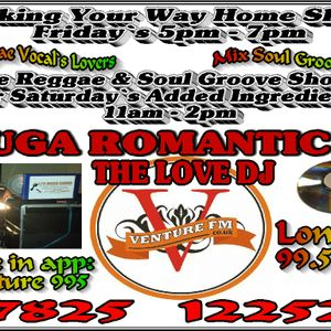 09 07 2016 THE REGGAE & SOUL GROOVE SHOW