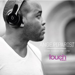 Ep 16 - R&B 'N' HipHop Show On TouchFmlive Radio | DJ ANGE.P | [PARIS] (05.06.16)