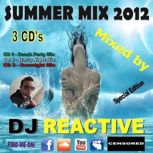 Summer Mix 2012 Cd 1 (Mixed by Dj Reactive)