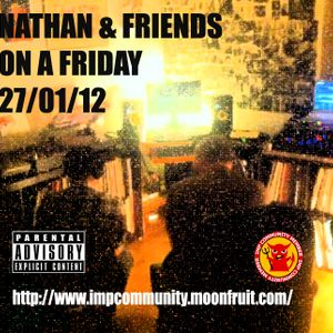 Nathan & Friends on IMP radio with Sam Pemberton & Darryl Fairbrass