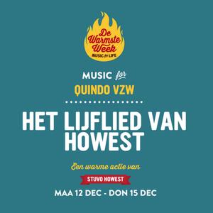 Warmste Week - Hét Lijflied van Howest (de resultaten!)