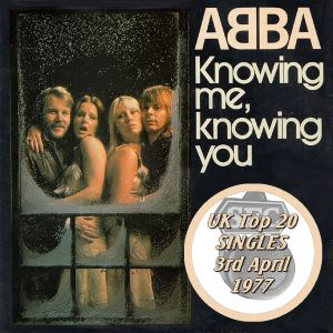 UK TOP 20 SINGLES for April 3rd 1977