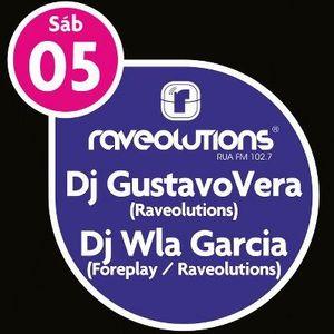 Wla Garcia - Live @ Raveolutions, Faro, Portugal (05.05.2012)