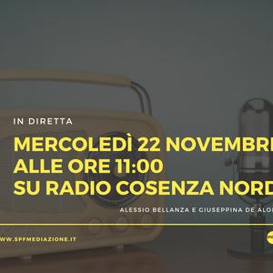 PER IL ROTTO DELLA CUFFIA, OSPITI ALESSIO BELLANZA E GIUSEPPINA DE ALOE (22/11/2017)
