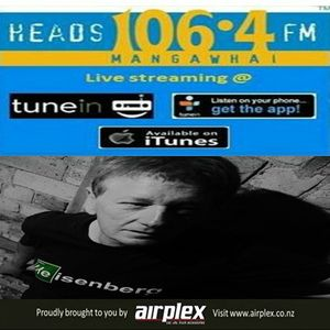 Eclectique NZ & Australia with Paul Lightfoot June 28 2015 Heads 106.4 FM Broadcast. Replay