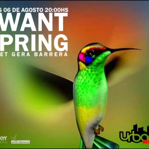 I want spring mixed by Gera Barrera