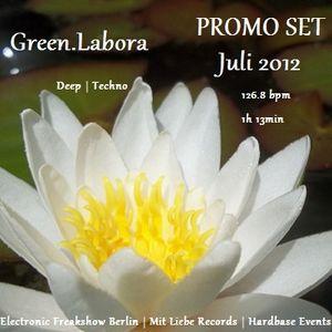 Green.Labora - PROMO SET JULI 2012