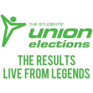 Staffs Union Student Union Elections 2012 - The Results Broadcast (Live from Legends)