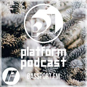 1hr of Drum & Bass - Platform Project #78 - December 2020 - Dj Pi - FAREWELL BASSPORT