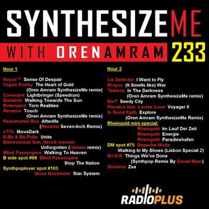 Synthesize Me #233 - 30/07/2017 - hour 1