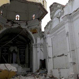 Promocional Somos Nuestra Memoria.  Patrimonio cultural oaxaqueño y los sismos